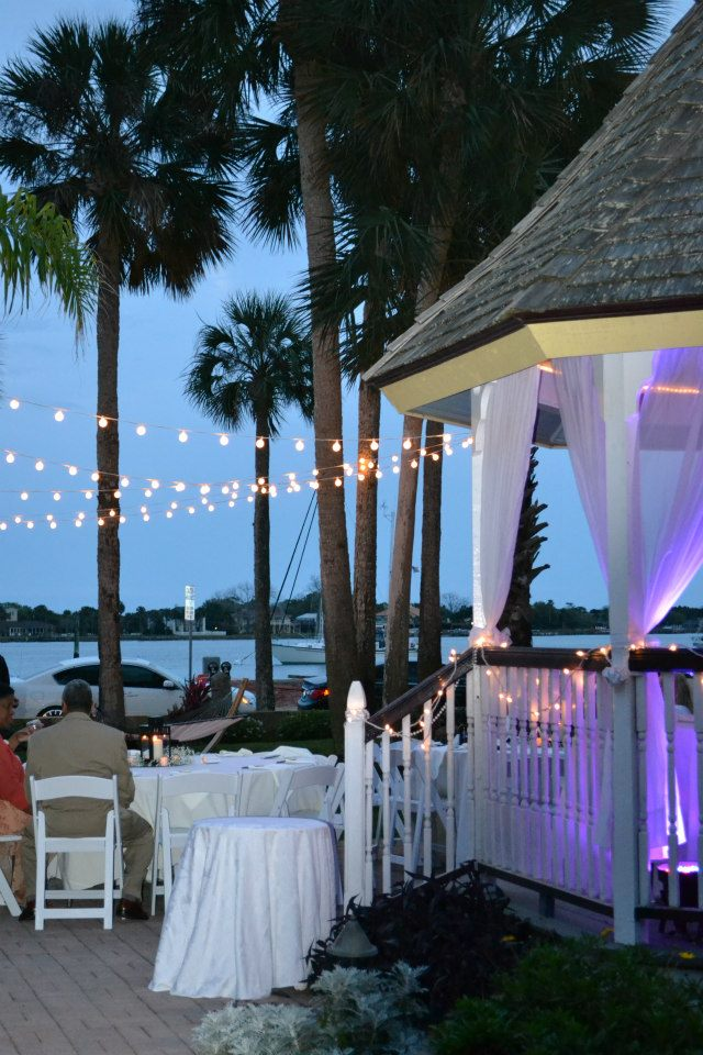 Wedding Lighting St. Augustine