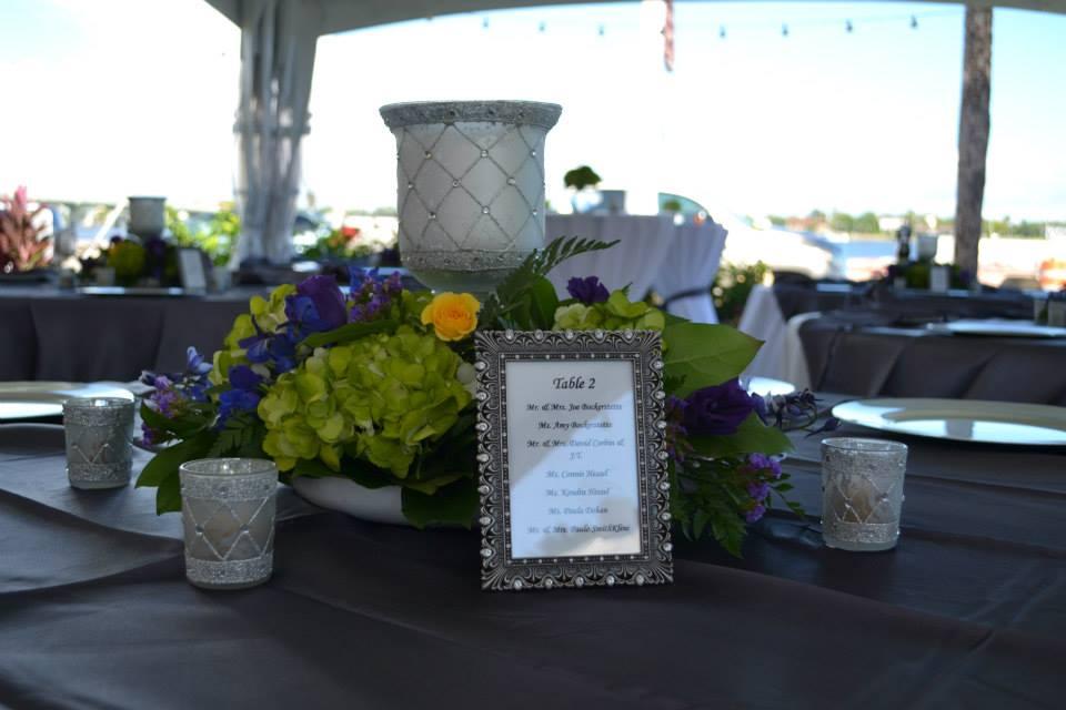 Wedding Decor In St Augustine Florida