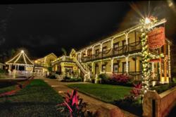 where to stay for Nights of Lights in St. Augustine