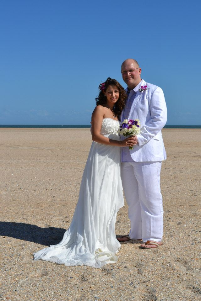 83cea7e33a8 beach wedding in St. Augustine bed and breakfast