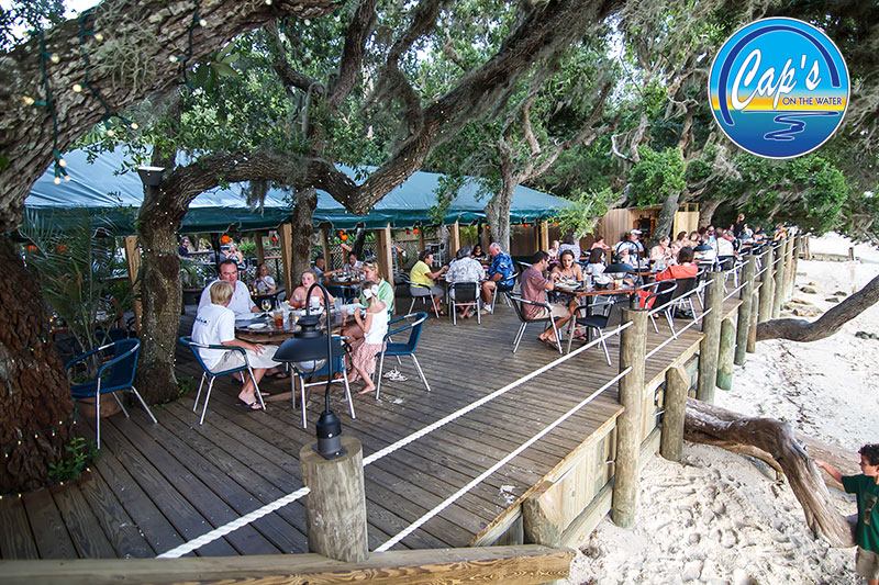 Outdoor Dining In St Augustine Florida