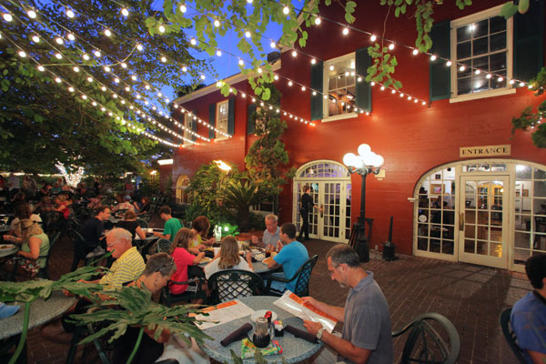 Outdoor Dining 11 Great Restaurants In St Augustine Florida