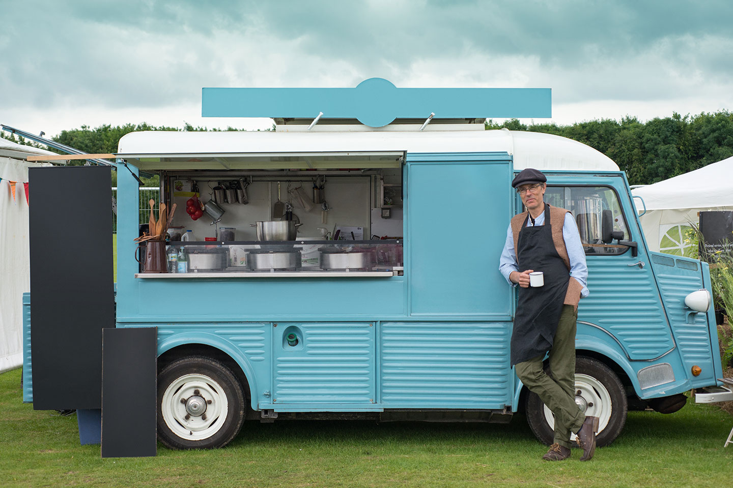 Great Wedding Reception Ideas: Food Trucks