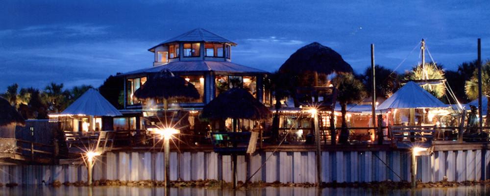 The Conch House Restaurant St Augustine Fl